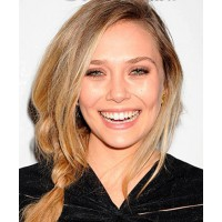 Elizabeth Olsen's bo-ho braid. http://www.instyle.co.uk/hairstyles/hair-trends/150-easy-hairstyles/elizabeth-olsen-easy-hairstyles