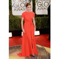 Emma Watson in Dior, Roger Vivier http://www.huffingtonpost.com/2014/01/12/golden-globes-red-carpet-2014_n_4499470.html