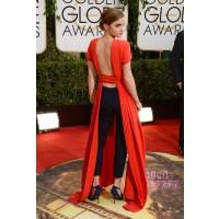 Emma Watson Back view http://perezhilton.com/cocoperez/2014-01-12-golden-globes-2014-emma-watson-red-carpet#sthash.8gFcAz6W.dpbs