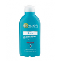Garnier Pore Purifying Astringent - $8.99 http://www.priceline.com.au/skincare/face-care/facial-toners/pure-pore-purifying-astringent-200.0-ml