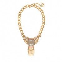 Statement Stone Fringe Necklace, AUD $185.70 http://ad.doubleclick.net/ddm/clk/278081422;105280366;a?http://www.jcrew.com/womens_category/jewelry/necklaces/PRDOVR~A2611/A2611.jsp?srcCode=BRLSMMissyConfidential&utm_source=BRLSMMissyConfidential&utm_medium=