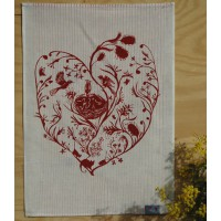 Laughing Bird Linen tea towel, $25 http://laughingbird.com.au/shop/shop-product/?catid=3&prod=277