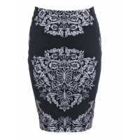 Lysa Lysa St Agnes Eve Pencil, Howard Showers, $149. http://shop.howardshowers.com.au/lysa-st-agnes-eve-pencil-skirt/