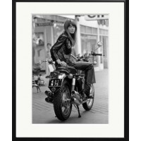 Sonic Editions Francoise Hardy print; US$200 http://soniceditions.com/image/francoise-hardy