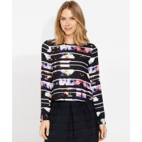 IN-BETWEENER: Portmans Fiona Stripy Floral top, $49.95 http://www.portmans.com.au/shop/en/portmans/tops-portmans/tops-portmans/fiona-stripy-floral-top