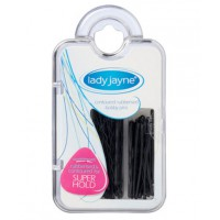 Lady Jayne Super Hold Bobby Pins, $8, http://www.priceline.com.au/hair/hair-styling/hair-accessories/super-hold-bobby-pins-4cm-5cm-and-6cm-black-60.0-pack