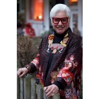 Sue Kietzman, image via advancedstyle.com http://advancedstyle.blogspot.com.au/2013_02_01_archive.html