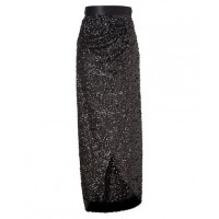 Rachel Zoe Black Sequined Maxi Skirt, $323 http://www.stylebop.com/au/product_details.php?menu1=clothing&menu2=12&id=379221&special=sale