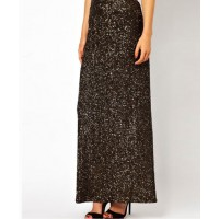 Black Sequined maxi skirt, Gestuz, $190.26 http://www.asos.com/au/Gestuz/Gestuz-All-Over-Sequin-Maxi-Skirt/Prod/pgeproduct.aspx?iid=3003715&SearchQuery=sequin%20skirt&sh=0&pge=0&pgesize=36&sort=-1&clr=Olivenight