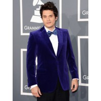 John Mayer in purple Velvet (!).... I won't say another word....