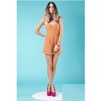 "Finders Keepers ""Across Roads Playsuit"", $139.95, source: finderskeepersthelabel.com.au"