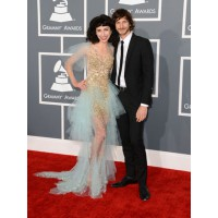 Kimbra Wearing Jaime Lee Major, Gotye is in Jack London. Find out more about this Australian designer here: http://jaimelee.com.au Via hollywoodreporter.com