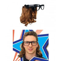 Instant Mullet with glasses, $18.95 http://www.thegiftedman.com.au/instant-mullet-with-glasses?nav=5809