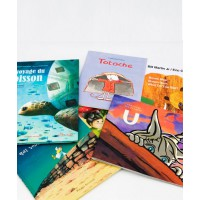 Story books, Unicef, $11 http://www.unicef.org.au/Charity-Gifts/story-books.aspx