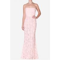 Lace - Hibiscus Lace Strapless Gown, Carla Zampatti http://www.carlazampatti.com.au/Shop/Shop_Garments/Long_Dresses_&_Jumpsuits/136170.3008/Hibiscus-Lace-Strapless-Gown.html