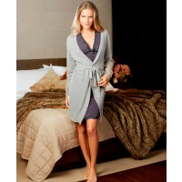 Gingerlilly - Lara wool robe http://www.gingerlilly.com.au/p/lara/LARA