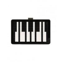 LES PETITS JOUEURS Andy piano perspex clutch http://lespetitsjoueurs.com/shop/andy-piano-black/