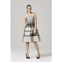 Knee length - Lola Dress, Henry Roth http://www.henryroth.com.au/gown/lola/?order=date