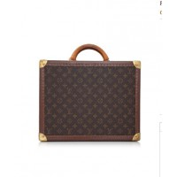 Vintage Pre-Owned Louis Vuitton Monogram Trunk
