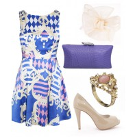 Outfit 4 - Pretty Print Punter