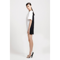 Shift dresses can function as a top at work with slimline pants, whip them off after hours for at cool mini dress look. Black Lightening Dress, Manning Cartell, $549 http://www.manningcartell.com.au/shop/productdetails.aspx?nk=13S51060.WHT&name=-Back+Ligh