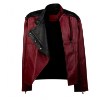 Manning Cartell Flash Fiction Boxy Biker, $629.30 http://manningcartell.portableshops.com/store/view/16058/flash_fiction_boxy_biker_2