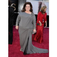 Melissa McCarthy Source: http://oscar.go.com/red-carpet/photos/85th/red-carpet/womens-fashion-20