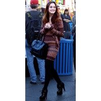 Gossip Girl star and young fashionista Leighton Meister in Missoni. www.chasingbeautiful.com