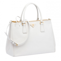 Prada White Handbag - Was $2,175 - Now $1389