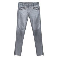 Virginie Castaway Leather Eva Grey Pant - Was $449 - Now $229