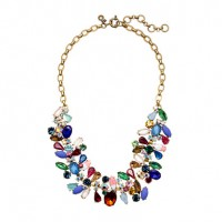 Asymmetrical Stone Necklace, AUD $200.20 http://ad.doubleclick.net/ddm/clk/278094170;105347471;f?http://www.jcrew.com/womens_category/jewelry/necklaces/PRDOVR~A2940/A2940.jsp?srcCode=BRLSMMissyConfidential&utm_source=BRLSMMissyConfidential&utm_medium=Disp