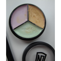 Napleon Perdis Pro Palette Concealer - $55, features liliac, mustard and green hues.
