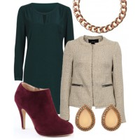 Look 3: Ladylike = $144.93