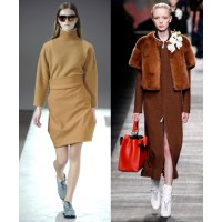 Jil Sander via WWD. http://www.wwd.com/runway/fall-ready-to-wear-2014/review/jil-sander/slideshow/7499851#/slideshow/article/7499780/7499851 Fendi via Style.com. http://www.style.com/fashionshows/complete/slideshow/F2014RTW-FENDI/#10