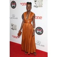 Fave fashion newcomer: 12 Years a Slave star Lupita Nyong'o shines on and off the silver screen. via http://www.zimbio.com/photos/Lupita+Nyong'o/TV+One+45th+NAACP+Image+Awards/
