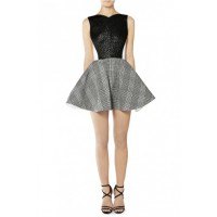Maticevski Edited Crop Dress, $799. http://www.tonimaticevski.com/shop-clothing/dresses/edited-crop-dress.html#sthash.63qQ35fJ.dpbs