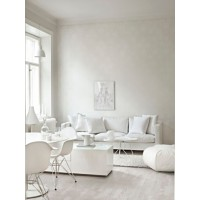 White on white. Image: Décor Dots.http://decordots.com/category/white-interiors/