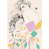 'Kirsten' by Kelly Thompson, $140. http://www.kellythompson.co.nz/collections/shop/products/kirsten-1