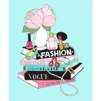 'Fashion Book Stack Fashion Illustration' by Kristina Hultkrantz (a.k.a. EmmaKisstina) from Etsy, $39.89 (for 30 x 40cm print). https://www.etsy.com/au/listing/115120004/fashion-book-stack-fashion-illustration?ref=sr_gallery_6&ga_search_query=emmakisstina