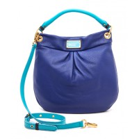 Marc by Marc Jacobs Classic Q Colorblock Hillier Hobo from Shopbop, USD$428. http://www.shopbop.com/classic-colorblocked-hillier-hobo-marc/vp/v=1/1598398145.htm?folderID=2534374302024262&fm=other-shopbysize-viewall&colorId=55559