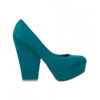 Same silhouette: Spurr Paris Block Heel Pumps from The Iconic, $49.95. http://www.theiconic.com.au/Paris-93414.html