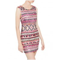 Party time: Hunt No More Tribal Dance Dress from David Jones, $159. http://shop.davidjones.com.au/djs/en/davidjones/tribal-dance-dress