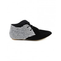 Radical Yes! Abundance Black Woven Shoe. http://radicalyes.tumblr.com/