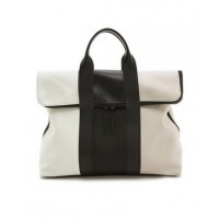 3.1 Phillip Lim Tricolor 31 Hour Bag from Shopbop, USD$795. http://www.shopbop.com/tricolor-hour-bag-31-phillip/vp/v=1/1505025478.htm?fm=search-shopbysize