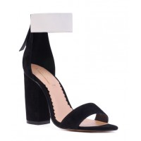 Smart casual: Siren Shoes Golden Heels in Black/White, $139.95. http://www.sirenshoes.com.au/golden.html?color=Black%20Leather