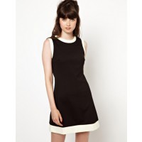 Look for less: Pop Boutique Dusty Shift Dress with Button Back from ASOS, $47.61. http://www.asos.com/au/Pop-Boutique/Pop-Boutique-Dusty-Shift-Dress-with-Button-Back/Prod/pgeproduct.aspx?iid=3168722&SearchQuery=dusty%20shift%20dress&sh=0&pge=0&pgesize=36&