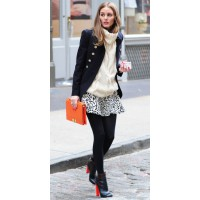 Chic and sophisticated is Olivia Palermo's signature style. Source: Who What Wear. http://www.whowhatwear.com/olivia-palermo-03-31-13