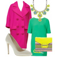 Outfit two - Bright spark