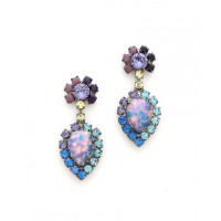 Dannijo Cruz Earrings from All The Jewels, $378.85. http://www.allthejewels.com.au/product/dannijo-cruz-earrings/