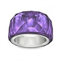 Swarovski Nirvana Purple Velvet Petite Ring, $255. http://www.swarovski.com/Web_AU/en/5012904/product/Nirvana_Purple_Velvet_Petite_Ring.html
